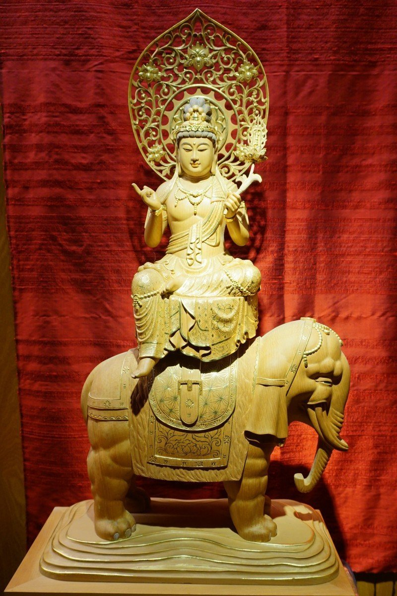 elephants in Buddhism