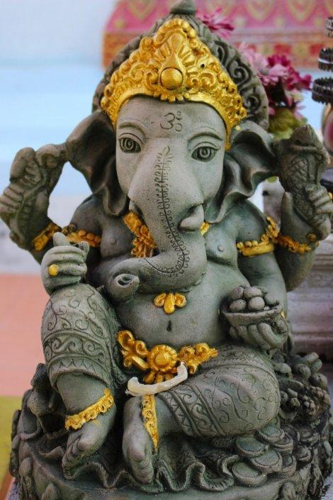 elephants in religion